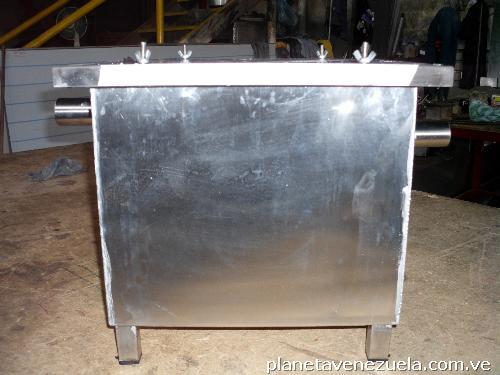 Fotos de f brica de muebles de acero inoxidables en valencia - Fabricantes de muebles valencia ...