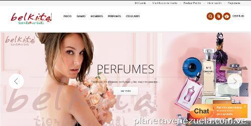 paginas de perfumes