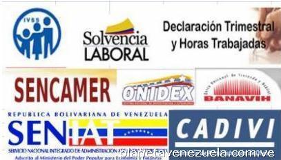 instituciones publicas venezuela: