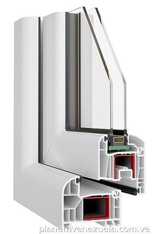 ventanas de pvc doble vidrio ofrece fabricante en caracas