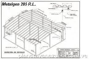 Fotos de f brica de estructura met lica para viviendas en - Estructura metalica vivienda ...