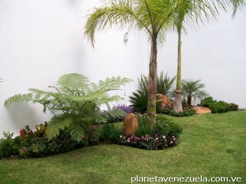 Fotos de jardines y paisajismos decoraciones en guatire Decoraciones para jardines de casas