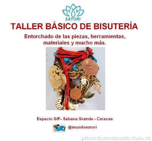 b7484389cd80 Taller Básico de Bisutería en Caracas Distrito Capital: teléfono