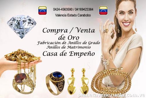 48534bada3c7 Compra y Venta de Oro en Valencia Carabobo  teléfono